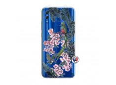 Coque Huawei Honor 10 Lite Flower Birds