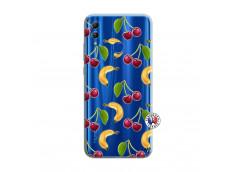 Coque Huawei Honor 10 Lite Hey Cherry, j'ai la Banane