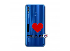 Coque Huawei Honor 10 Lite I Love Toulouse