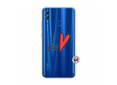 Coque Huawei Honor 10 Lite I Love You