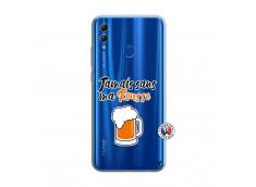 Coque Huawei Honor 10 Lite Jamais Sans Ma Rousse