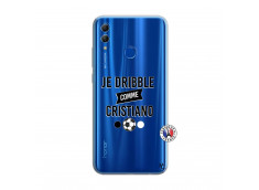 Coque Huawei Honor 10 Lite Je Dribble Comme Cristiano