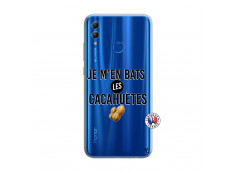 Coque Huawei Honor 10 Lite Je M En Bas Les Cacahuetes