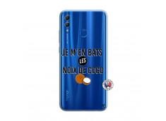 Coque Huawei Honor 10 Lite Je m'en bats Les Noix De Coco