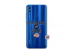 Coque Huawei Honor 10 Lite Je M En Bas Les Steaks