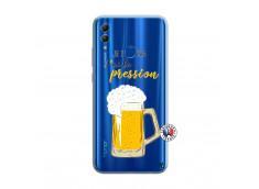 Coque Huawei Honor 10 Lite Je peux pas J'ai la Pression