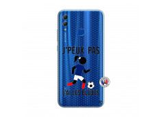 Coque Huawei Honor 10 Lite Je Peux Pas J Ai Les Bleues Maillot