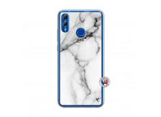 Coque Huawei Honor 10 Lite White Marble Translu