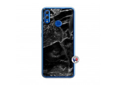Coque Huawei Honor 10 Lite Black Marble Translu