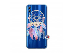 Coque Huawei Honor 10 Lite Multicolor Watercolor Floral Dreamcatcher