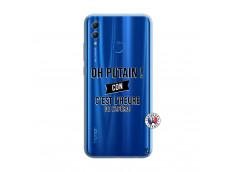 Coque Huawei Honor 10 Lite Oh Putain C Est L Heure De L Apero