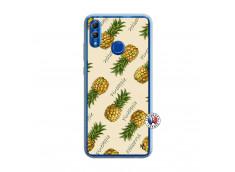 Coque Huawei Honor 10 Lite Sorbet Ananas Translu