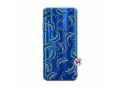 Coque Huawei Honor 10 Lite Dolphins
