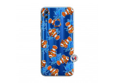 Coque Huawei Honor 10 Lite Poisson Clown