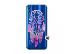 Coque Huawei Honor 10 Lite Purple Dreamcatcher