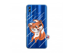 Coque Huawei Honor 10 Lite Fox Impact