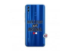 Coque Huawei Honor 10 Lite Rien A Foot Allez Arsenal