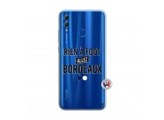 Coque Huawei Honor 10 Lite Rien A Foot Allez Bordeaux