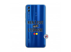 Coque Huawei Honor 10 Lite Rien A Foot Allez L'Espagne
