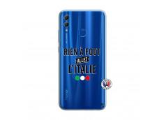 Coque Huawei Honor 10 Lite Rien A Foot Allez L'Italie