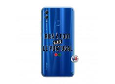 Coque Huawei Honor 10 Lite Rien A Foot Allez Le Portugal