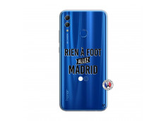 Coque Huawei Honor 10 Lite Rien A Foot Allez Madrid