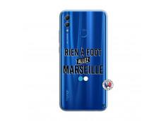 Coque Huawei Honor 10 Lite Rien A Foot Allez Marseille