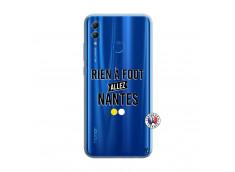 Coque Huawei Honor 10 Lite Rien A Foot Allez Nantes