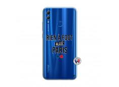Coque Huawei Honor 10 Lite Rien A Foot Allez Paris