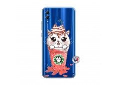 Coque Huawei Honor 10 Lite Catpucino Ice Cream
