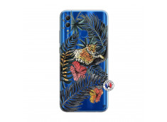 Coque Huawei Honor 10 Lite Leopard Tree