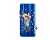 Coque Huawei Honor 10 Lite Puppies Love