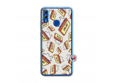 Coque Huawei Honor 10 Lite Vintage Tape Translu