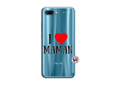 Coque Huawei Honor 10 I Love Maman