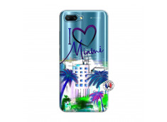Coque Huawei Honor 10 I Love Miami