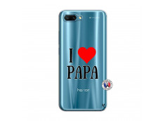 Coque Huawei Honor 10 I Love Papa