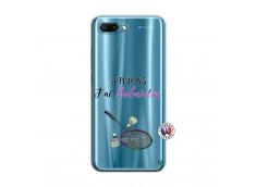 Coque Huawei Honor 10 Je Peux Pas J Ai Badminton