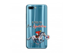 Coque Huawei Honor 10 Je Peux Pas J Ai Equitation