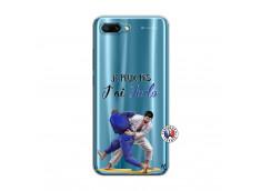 Coque Huawei Honor 10 Je peux pas j'ai Judo