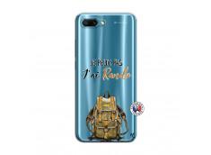 Coque Huawei Honor 10 Je Peux Pas J Ai Rando