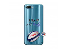 Coque Huawei Honor 10 Je Peux Pas J Ai Rugby