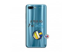 Coque Huawei Honor 10 Je Peux Pas J Ai Volley