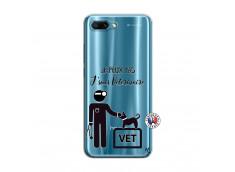 Coque Huawei Honor 10 Je Peux Pas Je Suis Veterinaire