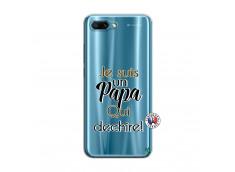Coque Huawei Honor 10 Je Suis Un Papa Qui Dechire