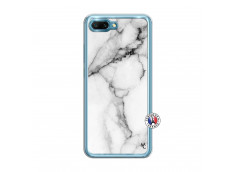 Coque Huawei Honor 10 White Marble Translu