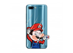 Coque Huawei Honor 10 Mario Impact