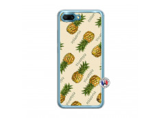 Coque Huawei Honor 10 Sorbet Ananas Translu