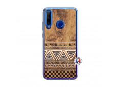 Coque Huawei Honor 20 Lite Aztec Deco Translu