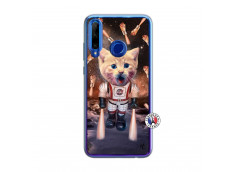 Coque Huawei Honor 20 Lite Cat Nasa Translu
