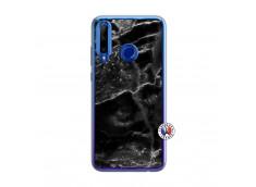 Coque Huawei Honor 20 Lite Black Marble Translu